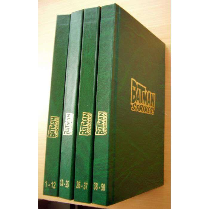 Imagen producto 50 comics collection Batman Strikes complete English 2