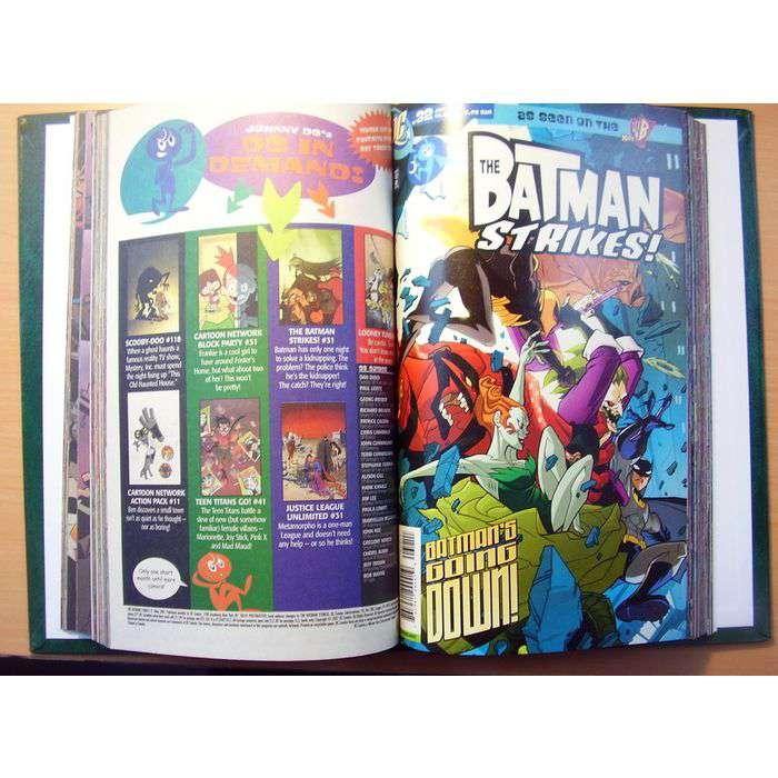 Imagen producto 50 comics collection Batman Strikes complete English 4