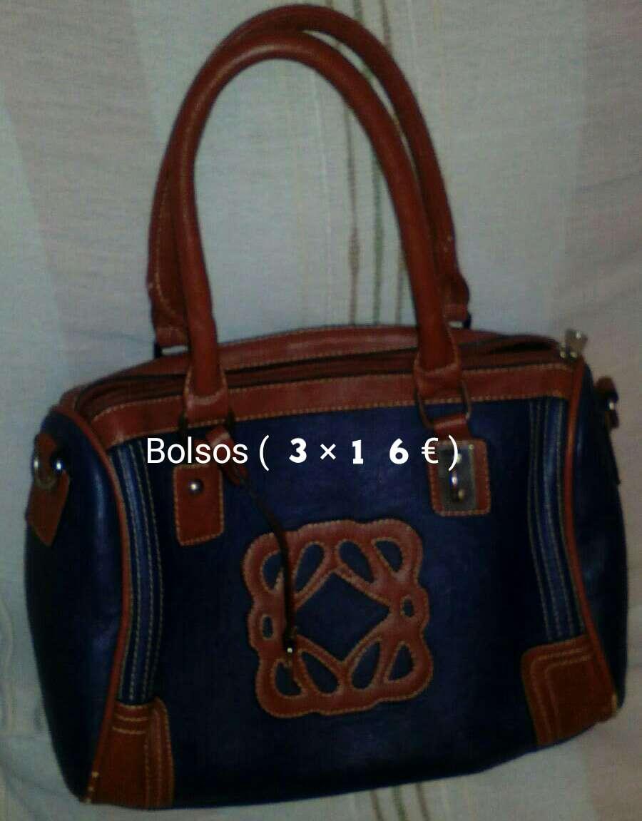 Imagen Bolsos seminuevos ( 2×15€ Envio incluido)