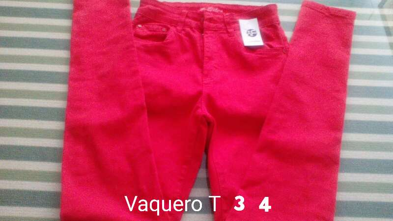 Imagen Vaqueros T 34 ,SIN ESTRENAR