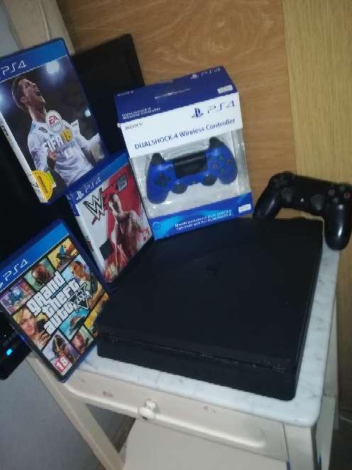 Imagen Playstation 4 SLIM