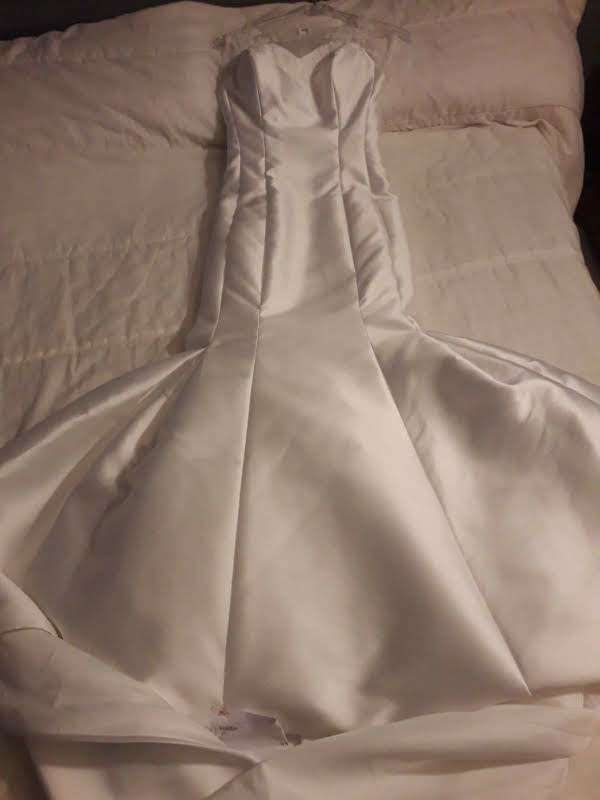Imagen producto Vestido de novia nievo 3