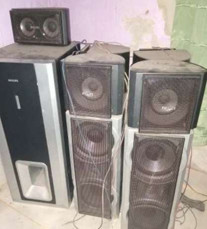 Imagen producto Parlantes y subwoofer  1