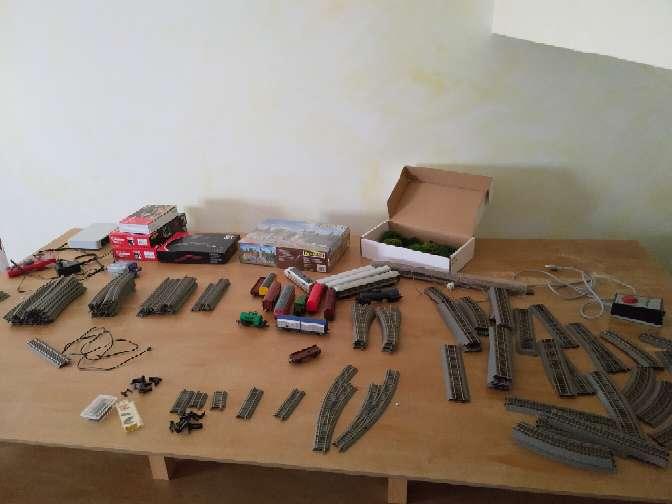 Imagen producto Vendo objetos de modelismo ferroviario 3