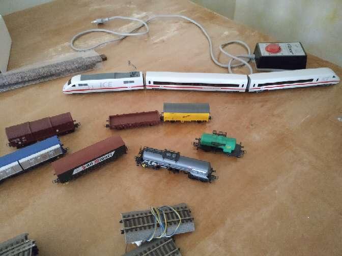 Imagen Vendo objetos de modelismo ferroviario