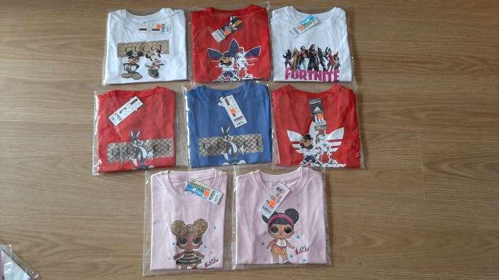 Imagen camisetas niñ@