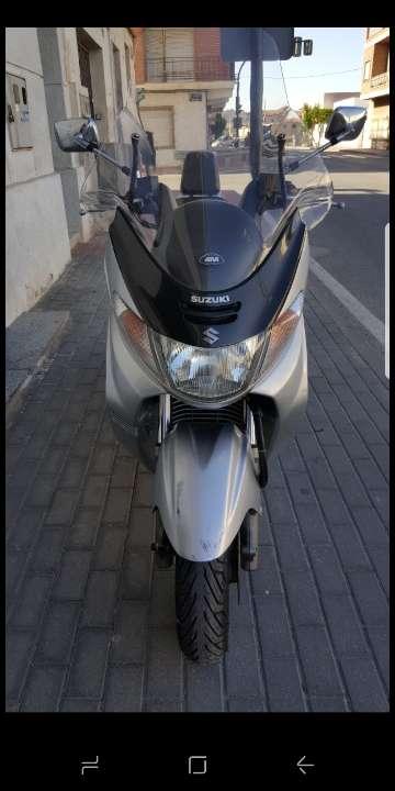 Imagen producto Suzuki Burmang 400 2