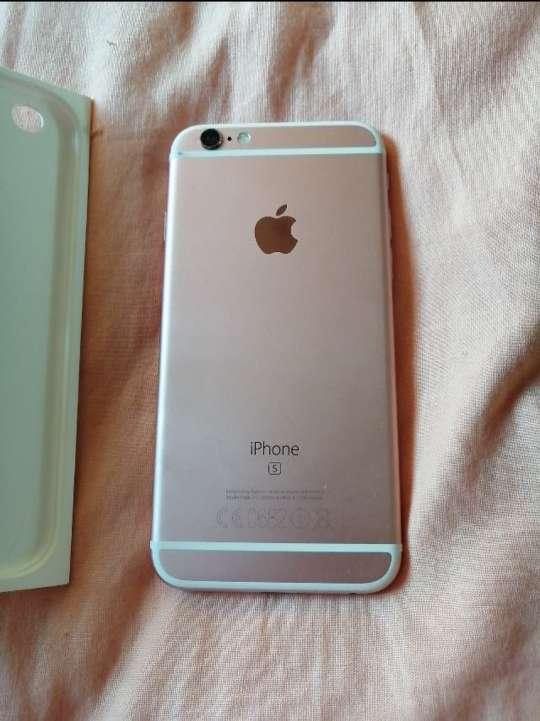 Imagen Iphone 6S Rosa 64GB