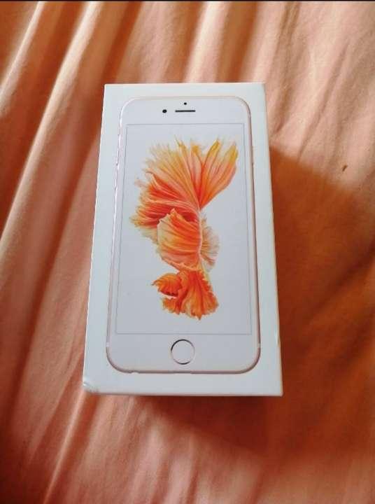 Imagen producto Iphone 6S Rosa 64GB 3