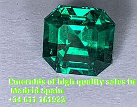 Imagen esmeraldas certificadas