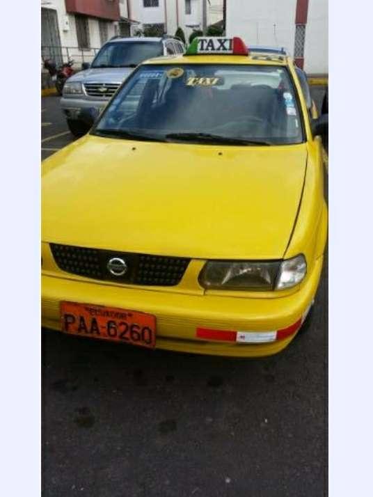 Imagen vendo taxi