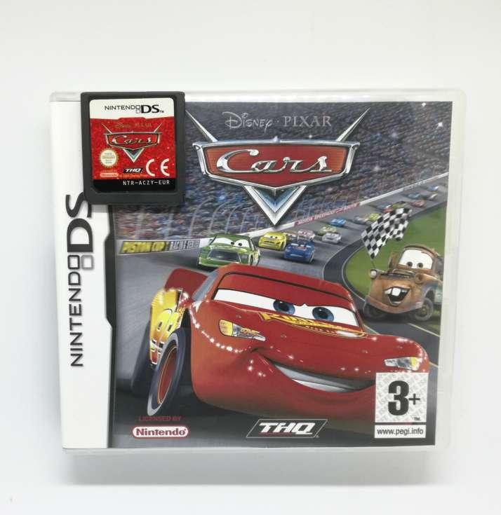 Imagen Cars Para Nintendo DS