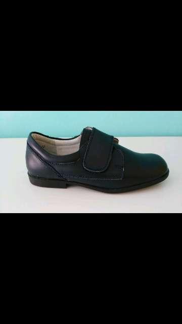 Imagen zapato niño marino