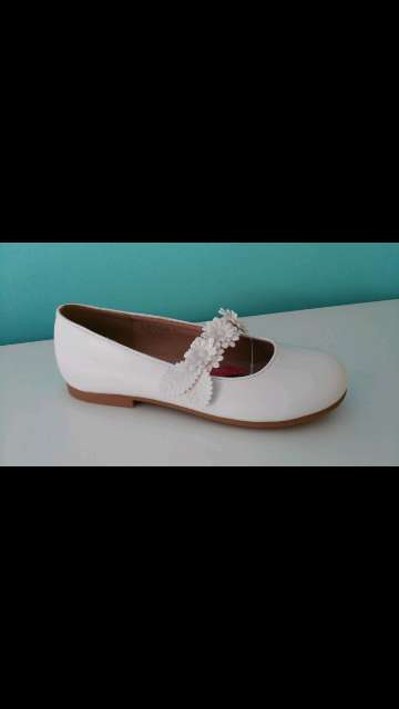 Imagen zapato beige niñs