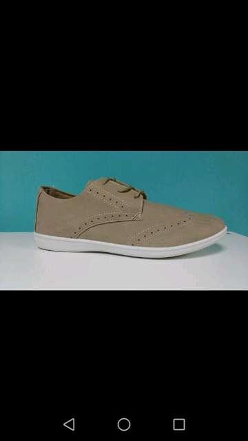 Imagen producto Zapato beige caballero 1