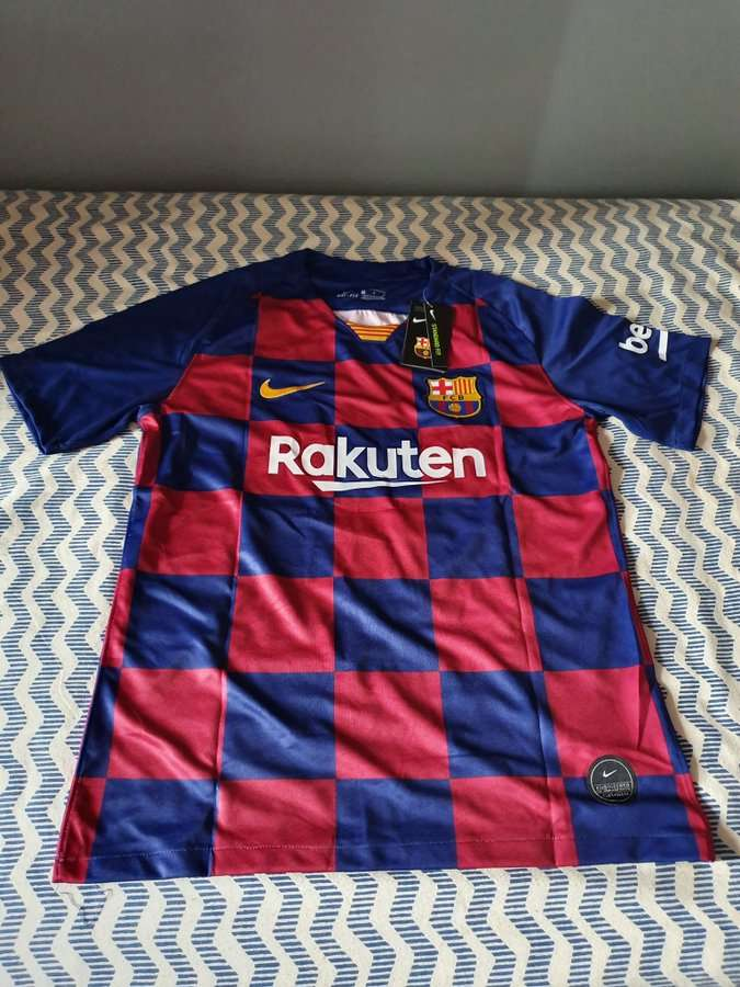 Imagen producto Camiseta Barcelona 19/20 1