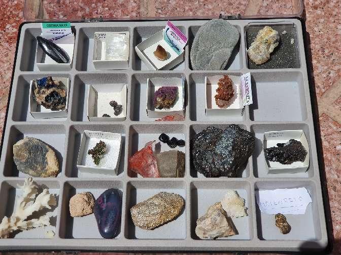 Imagen producto Colección de minerales 6