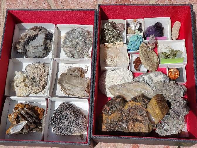 Imagen producto Colección de minerales 4