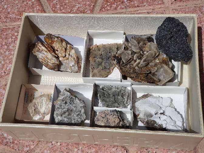 Imagen producto Colección de minerales 3