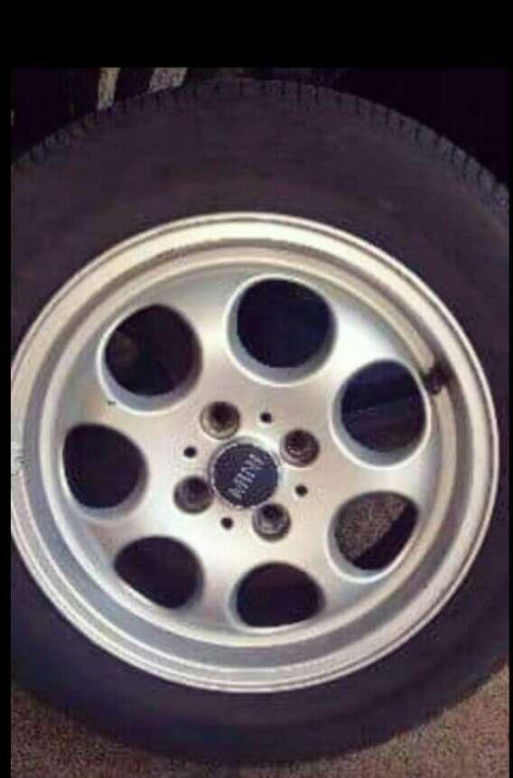 Imagen Neumáticos 17565 r15 h y llantas 5.5x15
