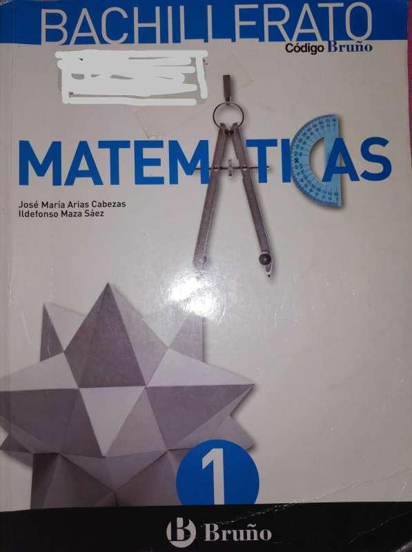 Imagen producto Vendo libros de 1y2 bachillerato de ciencias  7