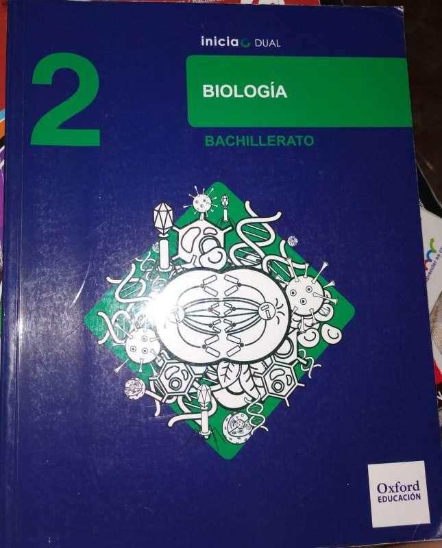 Imagen producto Vendo libros de 1y2 bachillerato de ciencias  2