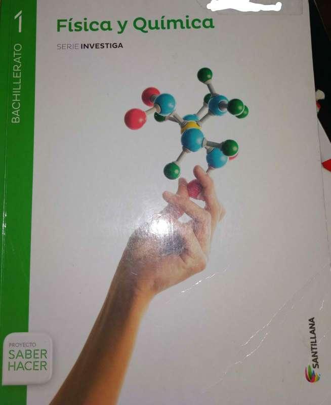 Imagen producto Vendo libros de 1y2 bachillerato de ciencias  6