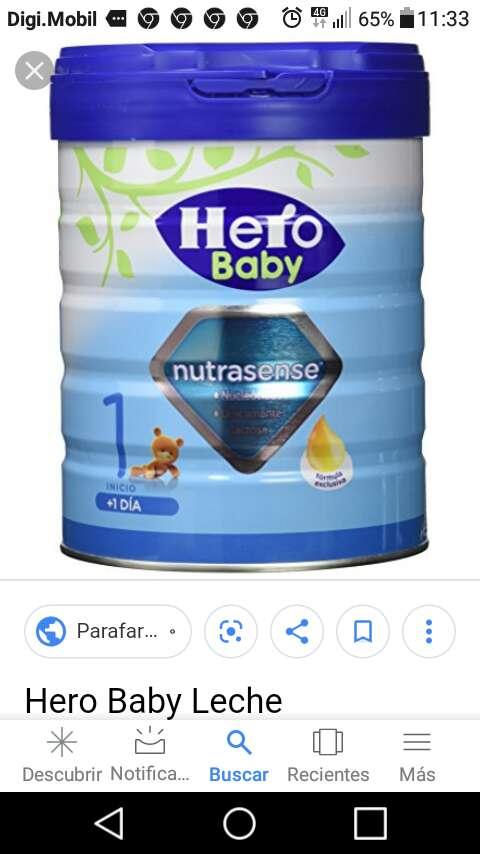 Imagen botes hero baby