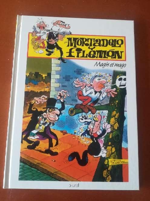 Imagen Magin el mago, mortadelo y filemon