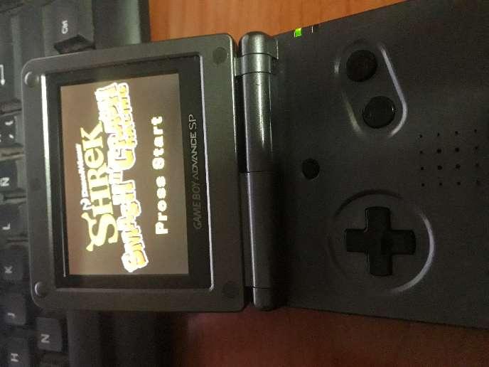 Imagen producto Game Boy Advance SP 101 1