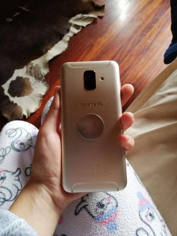 Imagen producto Se vende Samsung galaxy a6  7