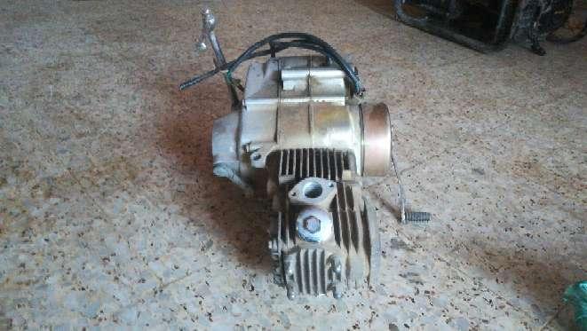 Imagen Motor 110 pit bike