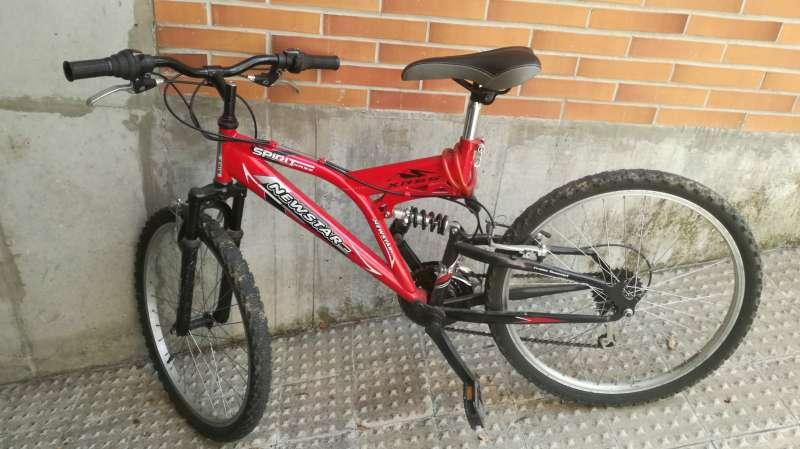 Imagen Se vende bicicleta