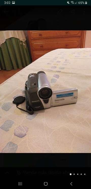 Imagen camara de video