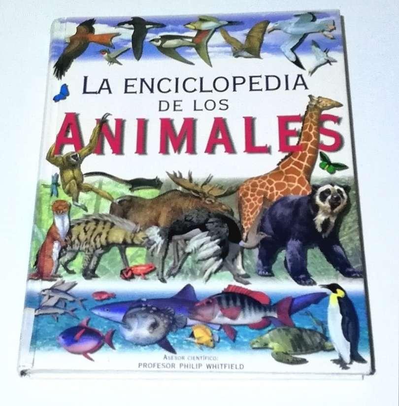 Imagen La enciclopedia de los animales. prof. philip whit