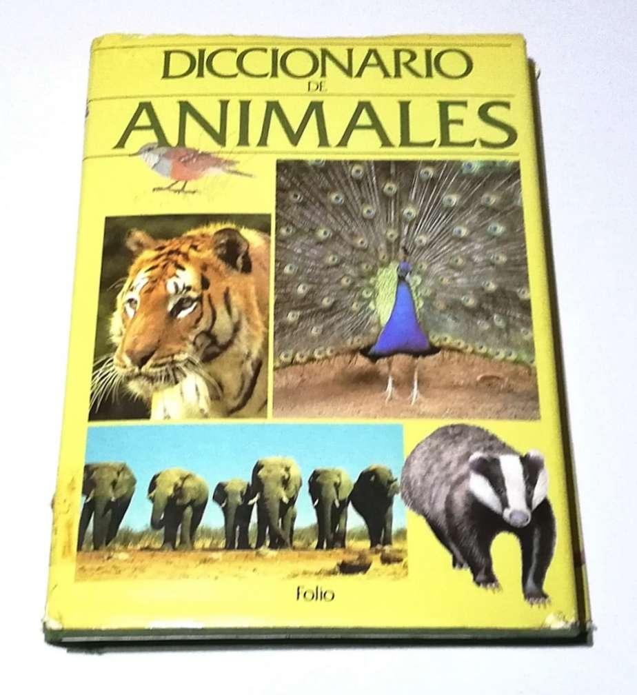 Imagen Diccionario De Animales. Folio