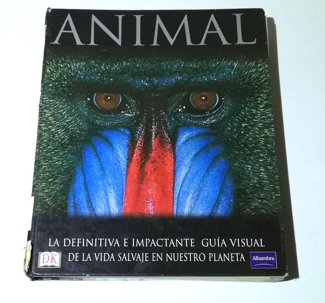 Imagen Diccionario ANIMAL DK Alhambra