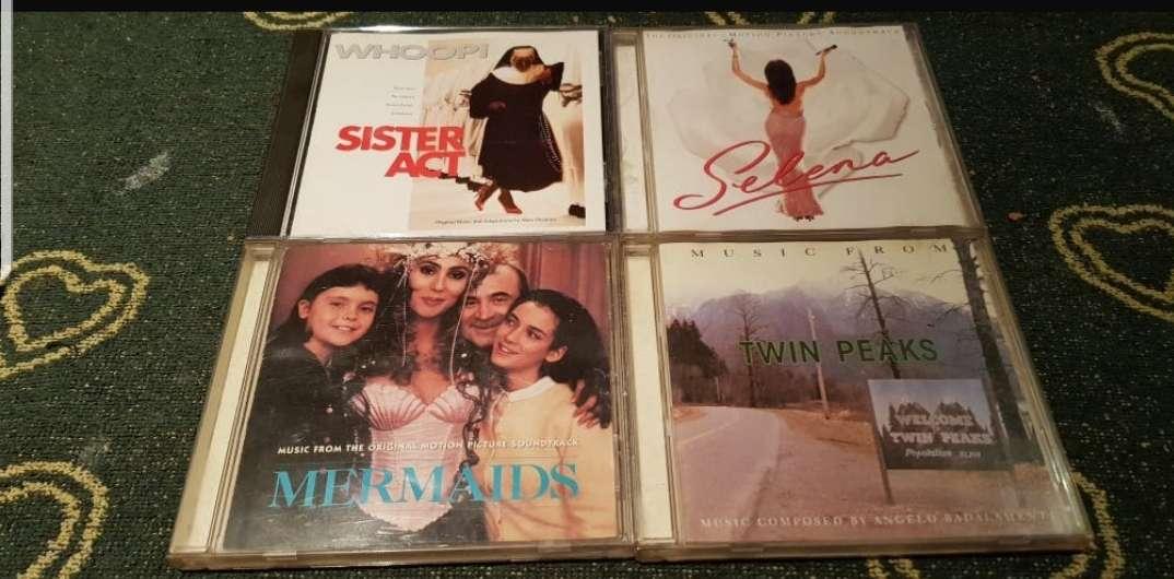 Imagen  CD's música variada