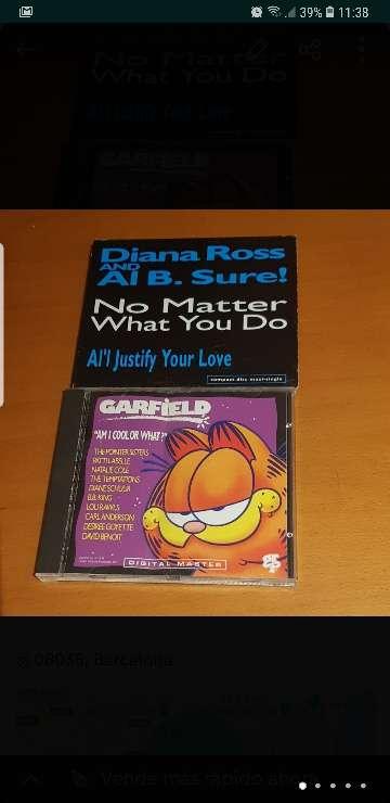 Imagen CD's musica soul y clasica