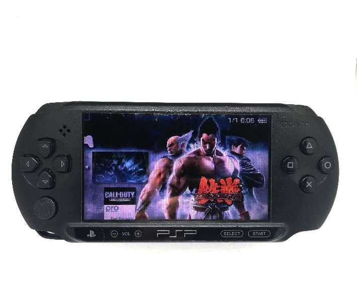 Imagen PSP SONY Street Especial + Cargador