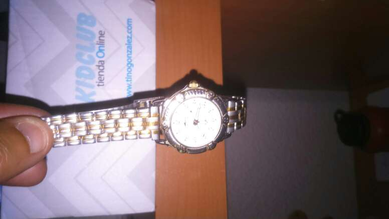 Imagen reloj señora lotus
