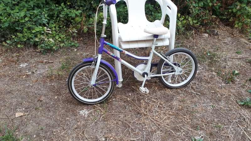 Imagen producto Bicicleta para niñ@ pequeño  3