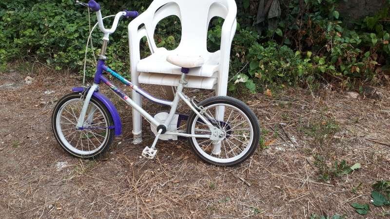 Imagen producto Bicicleta para niñ@ pequeño  5
