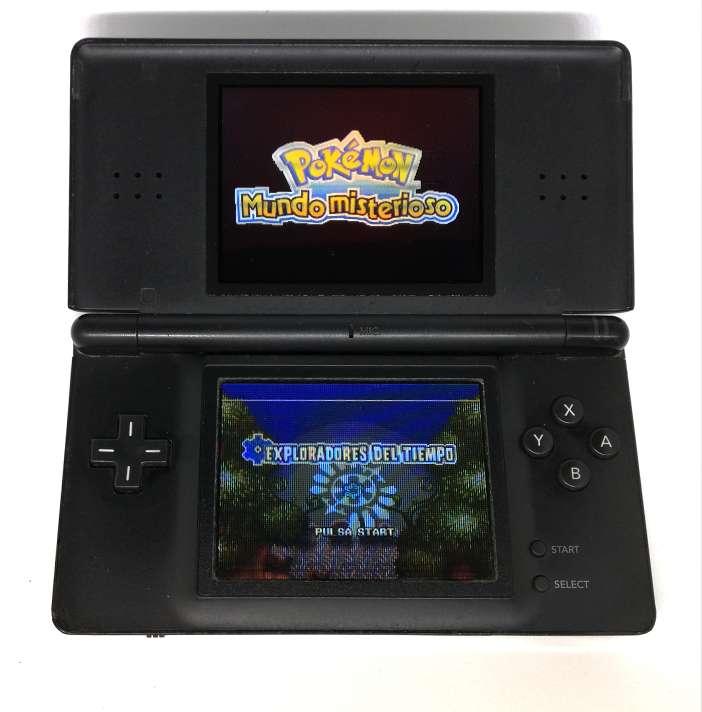 Imagen Nintendo DS Lite Negra + Cargador