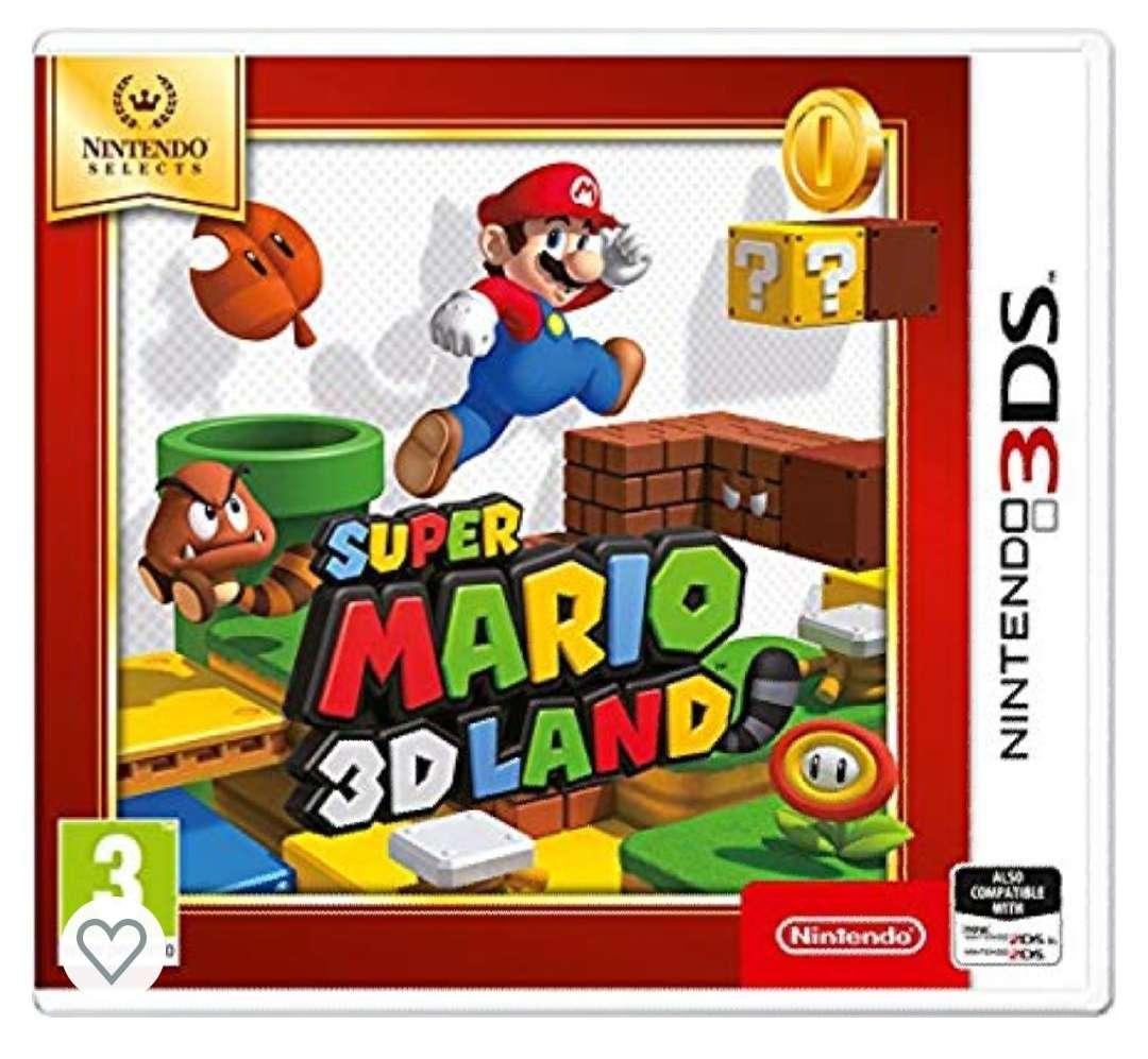 Imagen SUPER MARIO 3D LAND Para Nintendo 3DS