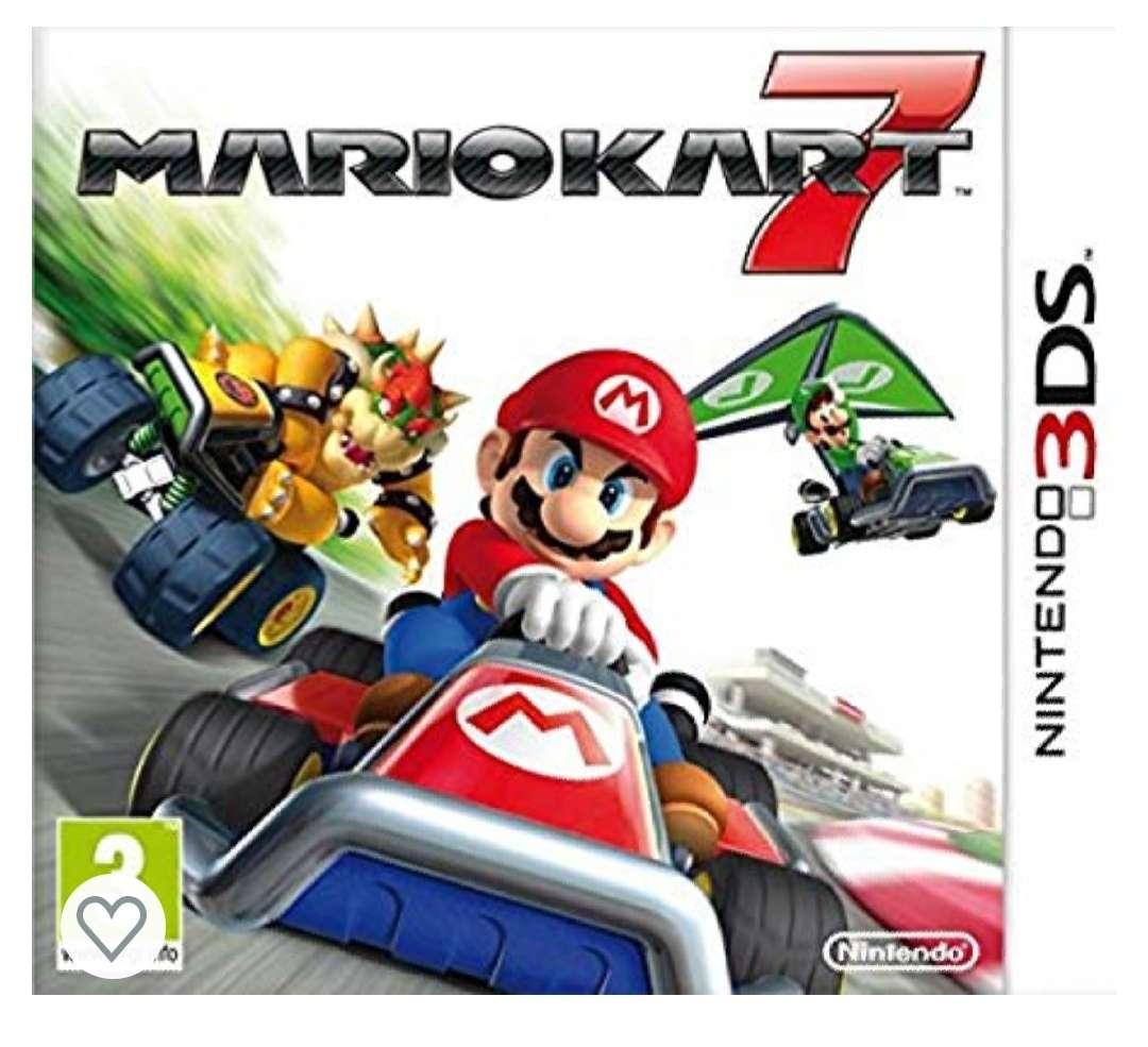 Imagen MARIO KART 7 para Nintendo 3DS