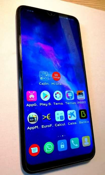 Imagen Huawei p Smart 2019