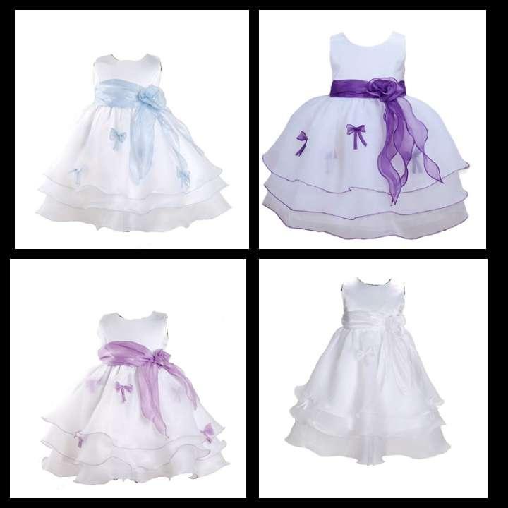 Imagen vestidos de niñaa