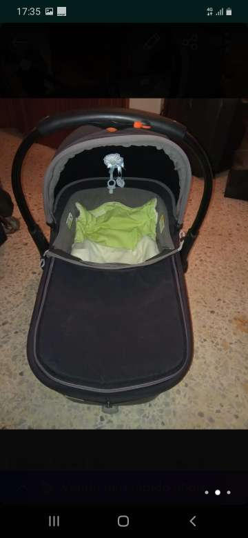 Imagen vendo cuco de bebé