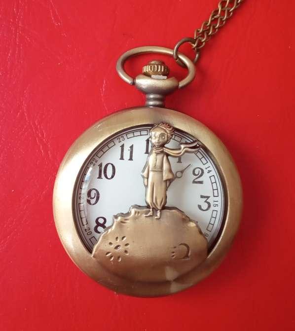 Imagen EL PRINCIPITO Reloj bolsillo colgante